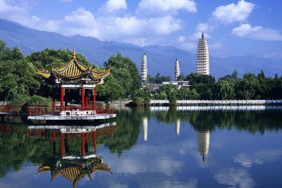 Китай завершает строительство «горизонтального небоскреба»